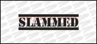 SLAMMED 15cm biała