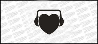 Sound Heart 10cm