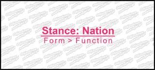 Stance Nation 15cm różowa