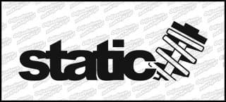 static new 45cm biała
