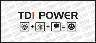 Tdi Power 15cm biała