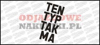 Ten typ Tak Ma 10cm