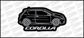 Toyota Corolla B 12cm color