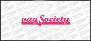 Vag Society.pl NEW 15cm różowa