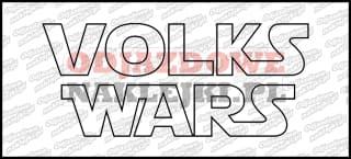 Volks Wars 15cm
