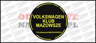Volkswagen Klub Mazowsze 10cm kolor
