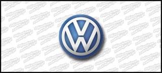 VW logo 40mm na kierownicę