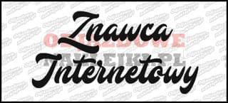 Znawca Internetowy 15cm